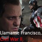 Mal Vivir 2T 84: Llamame Francisco, Civil War 2