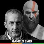 GAMELX 8x09 - Entrevista a Rafael de Azcárraga (Kratos) + Primeras impresiones Death Stranding