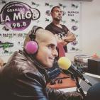Entrevista La Mega FM Granada - Rayko Lorenzo