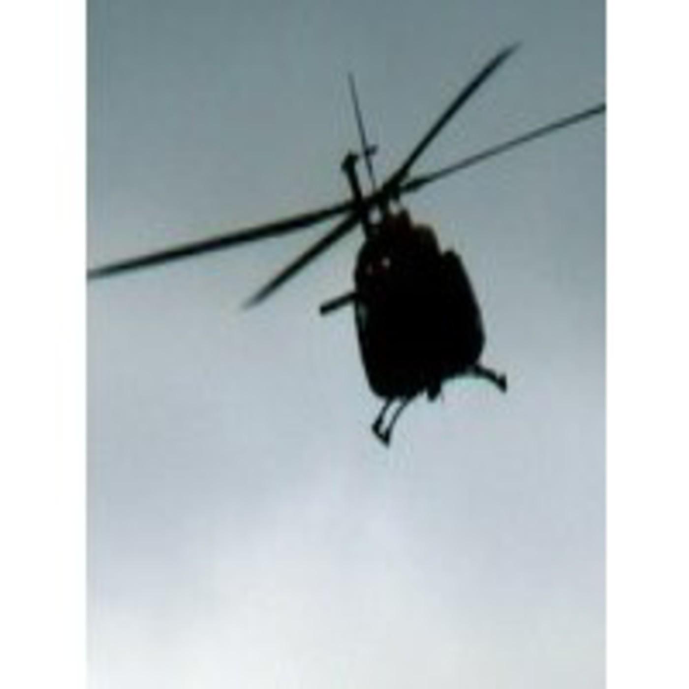 171 - Helicópteros Negros