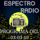 ESPECTRO RADIO del 03-03-19