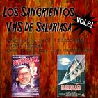 Aguas Turbias 78 - Los Sangrientos VHS de Salariasa vol.6: Pesadillas de una Mente Enferma y Pesadilla en Sherman Woods