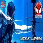 Spider-Man: Bajo la Máscara 84. The Punisher (2004) y Checklist de Spider-Man mes de Septiembre.