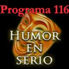 Programa 117. Humor en serio