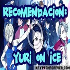 3x13 - Recomendación de Anime: Yuri on Ice