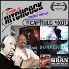 El Perfil de Hitchcock 4x01: Entrevista a Arturo Bobadilla, Dunkerque, Ghost in the shell y El gran miércoles.