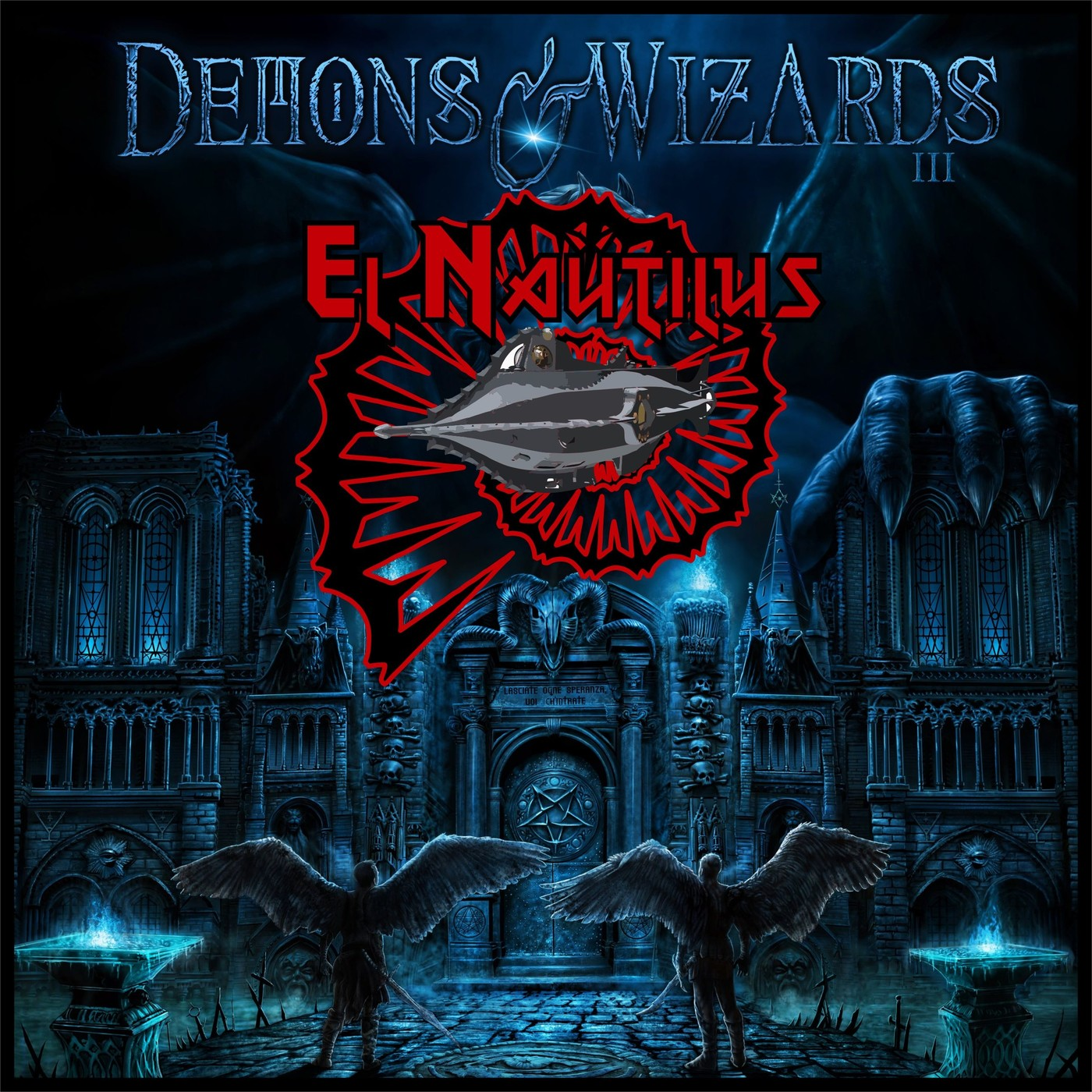 Nautilus Especial Demons & Wizards