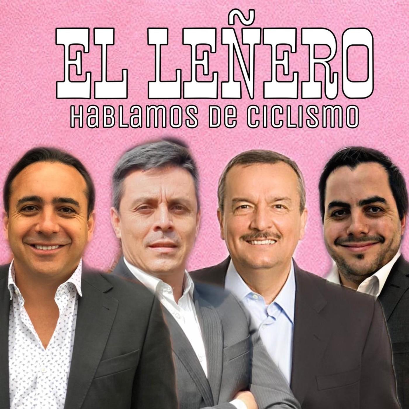 """El Leñero """"Íntimo"""" - Capítulo 24 con Roberto Heras"""