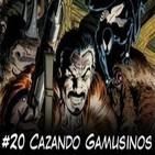 CVB Tomos y Grapas, Cómics - Capítulo # 20 - Cazando Gamusinos
