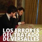 Los errores del Tratado de Versalles