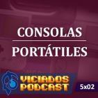 Viciados Podcast 5x02 - CONSOLAS PORTÁTILES (04-02-2016)