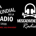 #MúsicaEnvenenada265 ¡Feliz Día de la Radio!