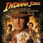 Indiana Jones y el Reino de la Calavera de Cristal (2008) #Aventuras #Acción #CienciaFicción #peliculas #audesc #podcast