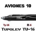 A10#55 Tupolev Tu-16