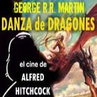 LODE 3x02 DANZA DE DRAGONES análisis, el cine de Alfred HITCHCOCK