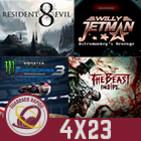GR (4x23) Resident Evil 8 y a Netflix, Willy Jetman Astromonkey's Revenge, The Beast Inside, Monster Energy Supercross 3