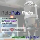 Miguel Mónaco en Reto País Radio