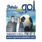 Detrás del Gol - Programa 6 - Conduccion EDUARDO SABINI y participación especial de ROBERTO MOUZO