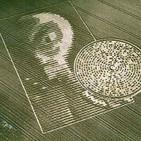 T2 x 05 Misterios Aéreos:Los Circulos de las cosechas * La operación Aurora y Implantes alienigenas en seres humanos *