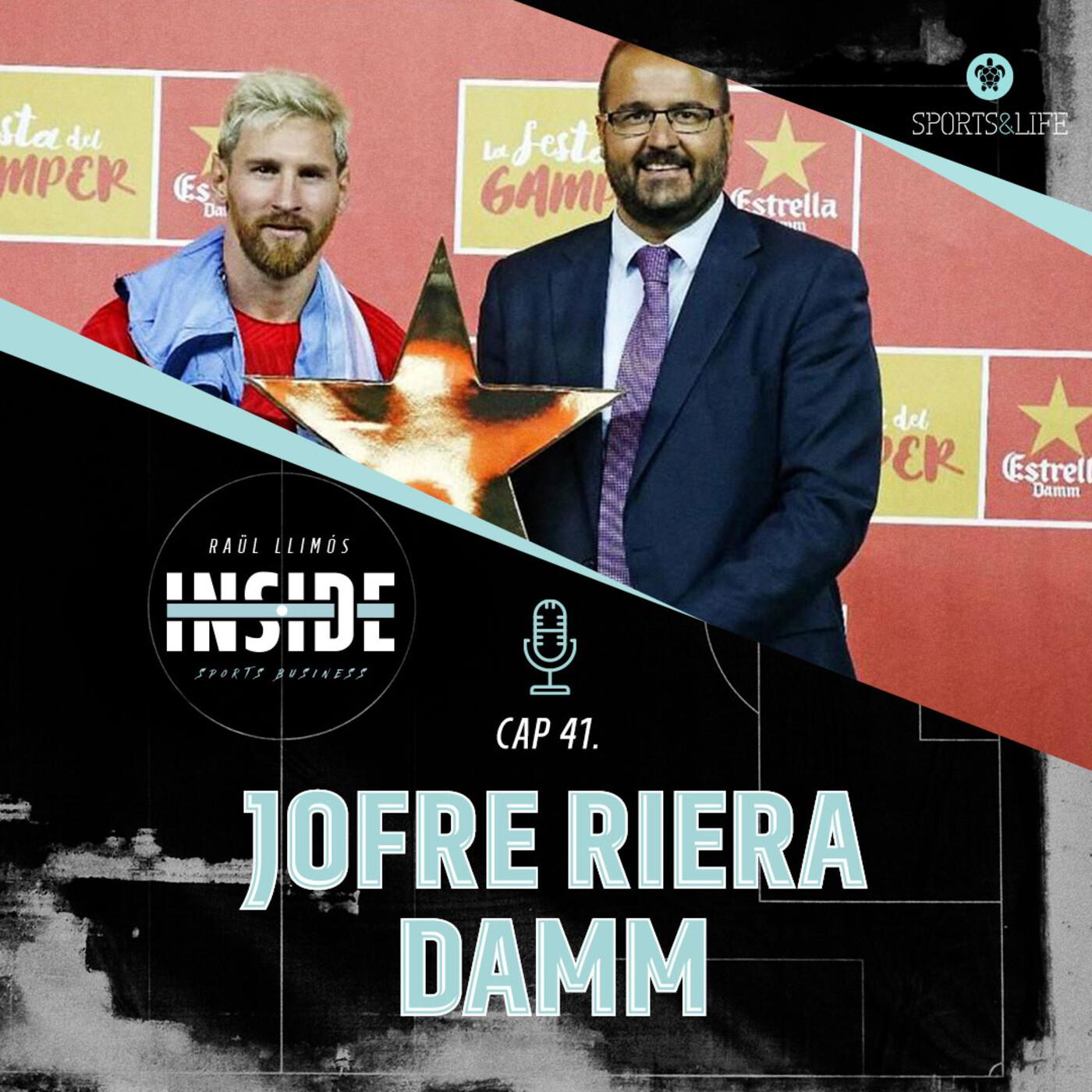 #41. Jofre Riera (DAMM)