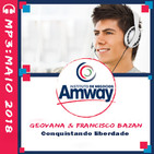 MP3 Maio 2018 - Conquistando liberdade. Oradores: Geovana & Francisco Bazan