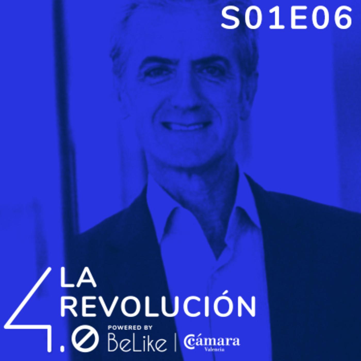 Episodio 6: Las claves de la transformación digital de Dulcesol, con Rafa Juan