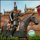 Historias al Alba 40. Catafractos, la caballería pesada