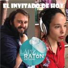 Martes 11 de junio de 2019. ((El invitado de hoy)) . Lápiz y ratón estudios. Laura Oreja y Daniel San Miguel.
