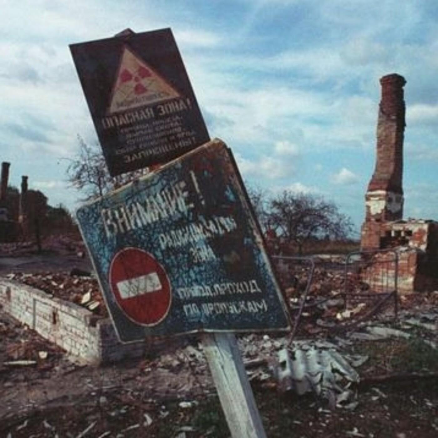 El accidente de Chernóbil
