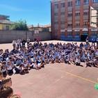 El colegio Sagrado Corazón de Santoña celebra el fin de curso con el ´Pincho Solidario´/Teresa del Castillo, profesora