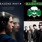 T2x24 - The Mahones, 13 Reasons Why, Curiosidades de U2