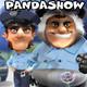 Panda Show - la colombiana ilegal en venezuela