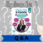 English o'clock 2.0 - Q & A Episode 1 (22.05.2020)