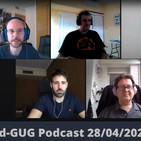Madrid-GUG Podcast #1 (28/04/2020)