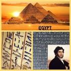 Egipto, Champolion, y el significado de los Jeroglíficos