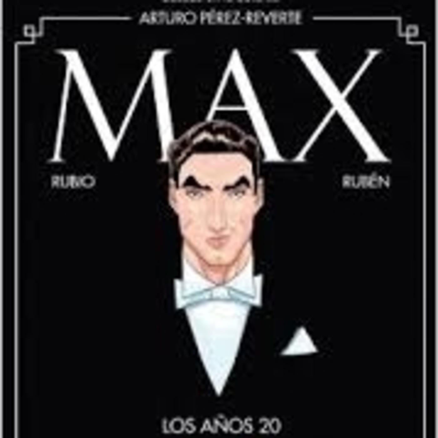 Max-Arturo Pérez Reverte y el género de aventuras