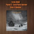 Tertulias Oldfield - Programa 22 - Especial Primeras Impresiones Return To Ommadawn