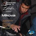 Nightology Show 161 Incl. Mikova Guestmix (Junio 12, 2020)