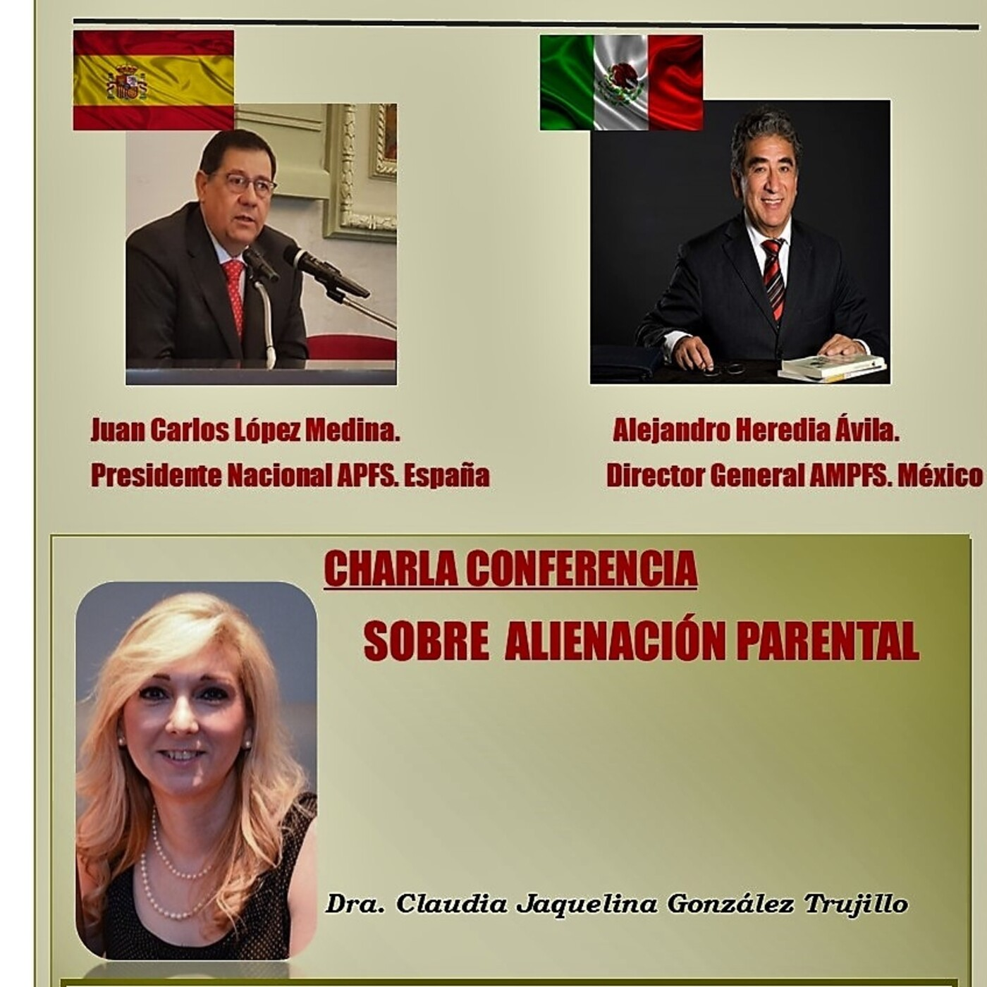 Apfs. España Homenajea a Ampfs de México en su 17 Aniversario