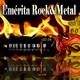 """64ºPrograma EMÉRITA ROCK&METAL ENTREVISTA A Nacho """"Raw Colors"""""""