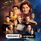 MARCIANOS 157: Tras la estela de NG: Star Trek Deep Space 9, Voyager y Enterprise