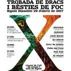 10 bèsties per celebrar la 10a trobada de colles de foc de Ripoll