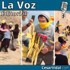 Editorial: Los golpistas catalanes señalan objetivos - 24/05/18