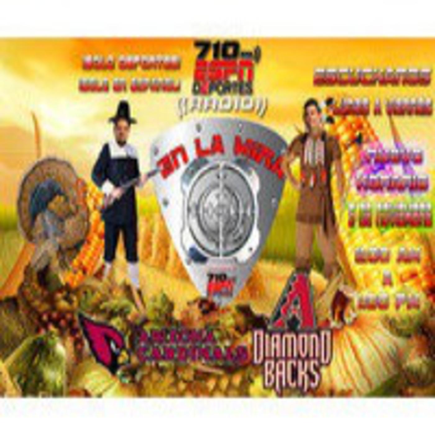 En la Mira - Miercoles 07 de Noviembre 2012