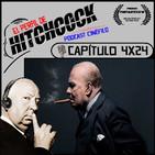 El Perfil de Hitchcock 4x24: El instante más oscuro, El jinete del tiempo y The last movie.