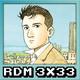 RDM 3x33 - Especial JIRO TANIGUCHI