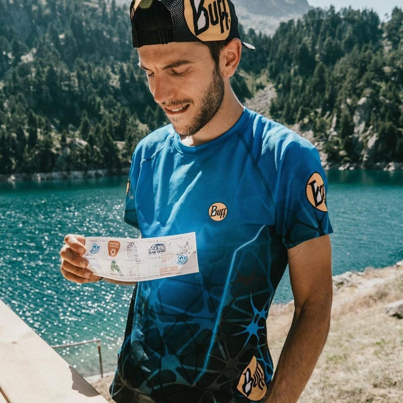 CARRERAS DE MONTAÑA Y DIABETES. Andreu Simón en record Carros de Foc. Radio trail Mayayo.