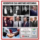 Recuento de esas amistades necesarias: México y EE.UU.