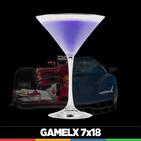 GAMELX 7x18 - Cóctel de conducción: F1 2018, V-Rally, Dakar 18, Cars 3, TT Isle of Man y Forza Horizon 4