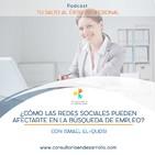E19-¿Cómo las redes sociales pueden afectarte en la búsqueda de empleo? con Ismael El-Qudsi
